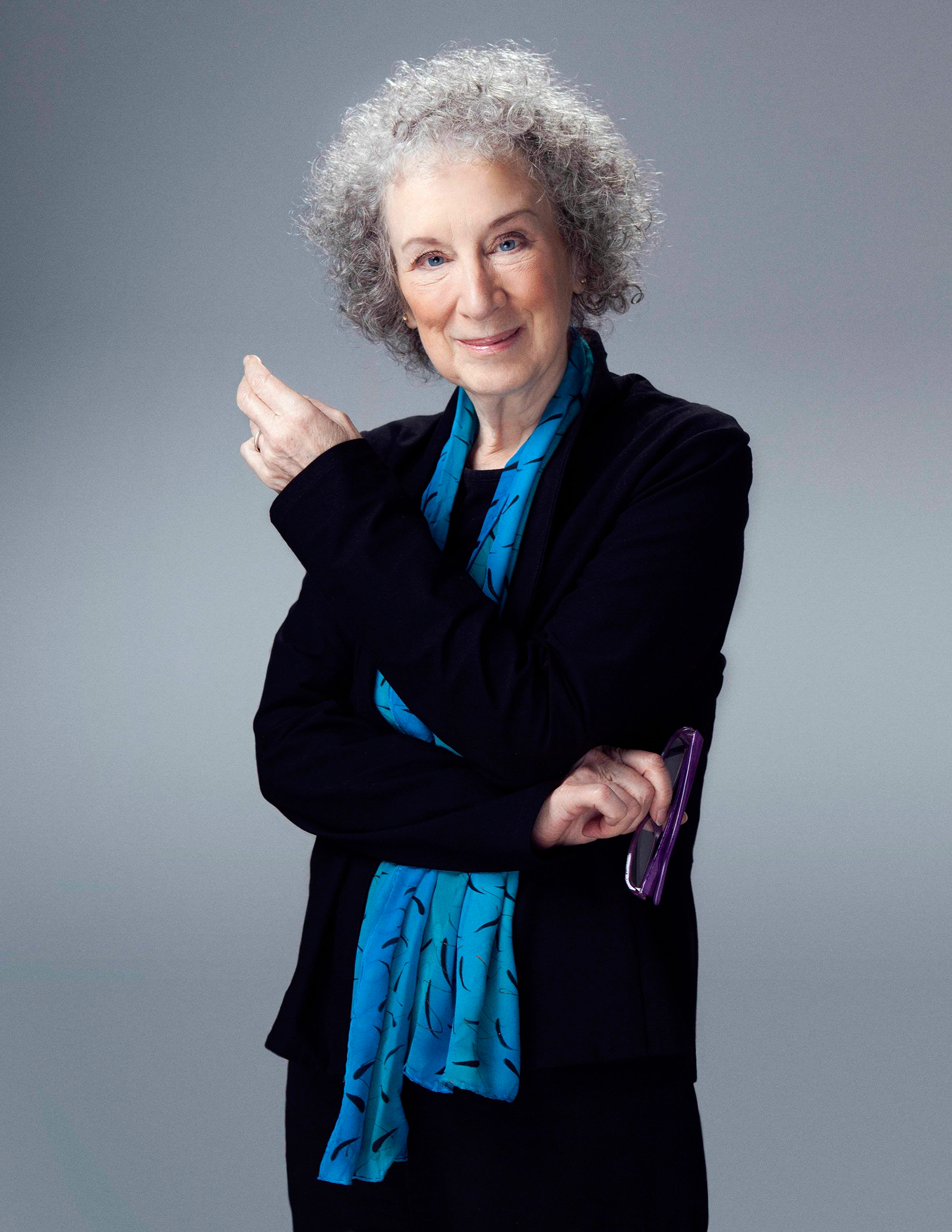 Living on earth margaret atwood on fiction the future for The atwood