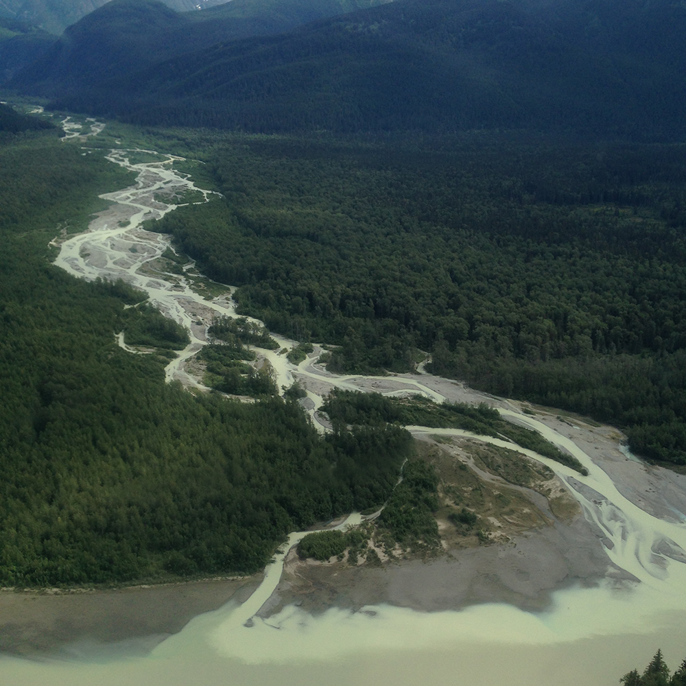 Tributary: Living On Earth: Alaskan River Riches At Risk From Mining