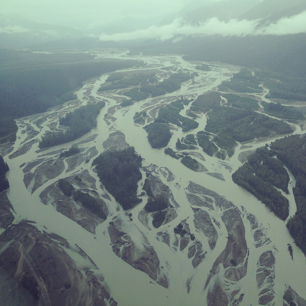 living on earth alaskan river riches a river town in transition