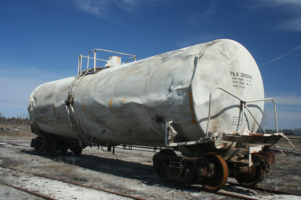 Living On Earth Oil Train Safety Off Track