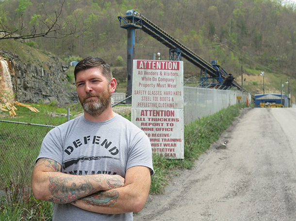Living on Earth: A Coal Miner's Take on Stream Protection