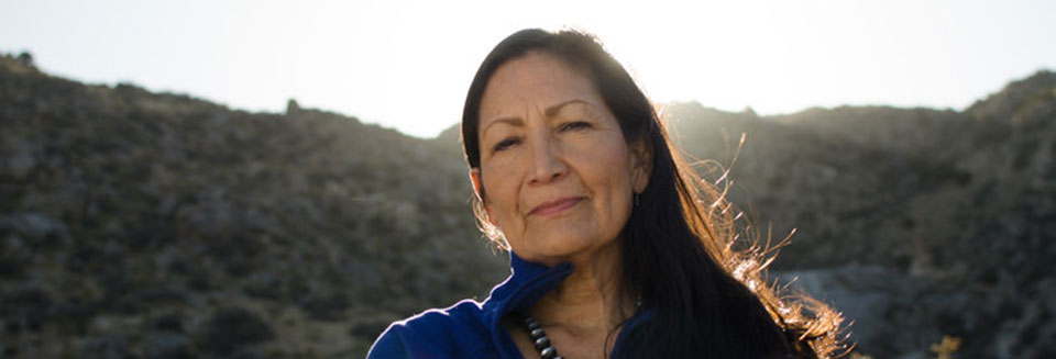 New Mexico is sending a Native American woman to Capitol Hill. Deb Haaland campaigned on climate change and will be one of the first two Native American women to go to Congress, both elected as Democrats in 2018. Rep, Haaland discusses her environmental priorities for the new Democratic-majority House.
