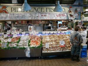 Living on earth sacramento salmon crash for Fish market sacramento
