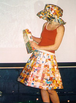 Cereal Box Dress